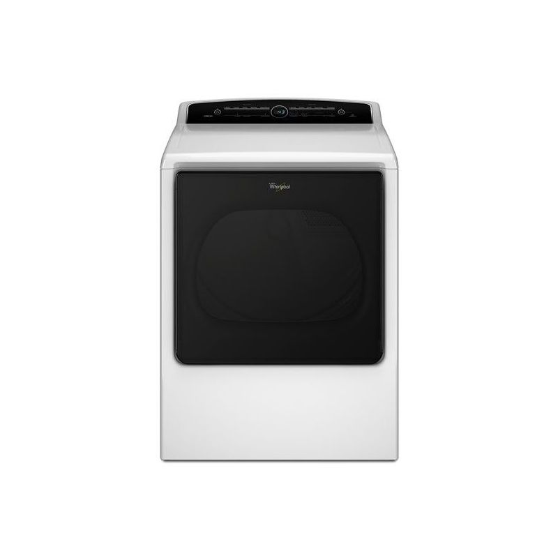 Whirlpool WED8000D 29 Inch Wide 8.8 Cu. Ft. Electric Dryer with Advanced Moistur photo