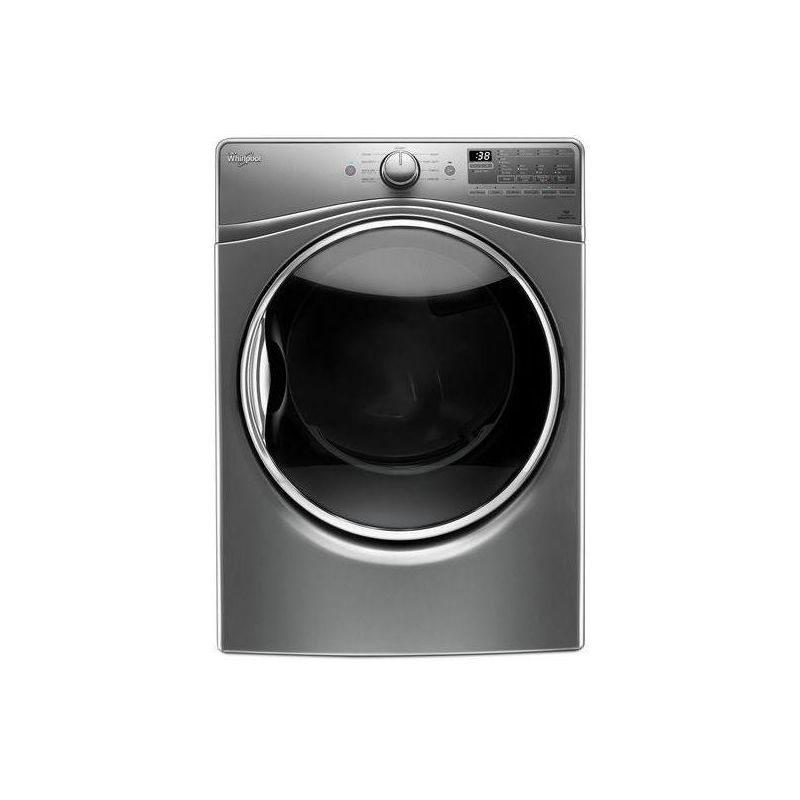 Whirlpool WED92HEF 27 Inch Wide 7.4 Cu. Ft. Energy Star Rated Electric Dryer wit photo