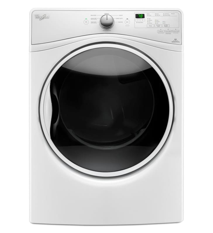 Whirlpool WGD85HEF 27 Inch Wide 7.4 Cu. Ft. Energy Star Rated Gas Dryer with Adv photo