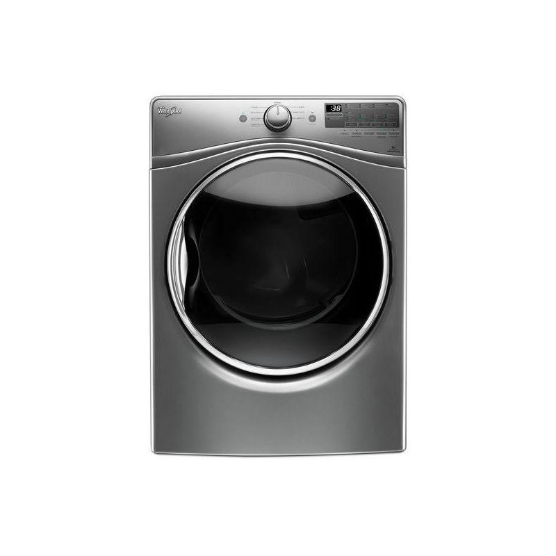Whirlpool WGD90HEF 27 Inch Wide 7.4 Cu. Ft. Gas Dryer with Steam Refresh Cycle photo