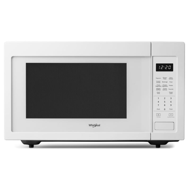 Whirlpool WMC30516H 22 Inch Wide 1.6 Cu. Ft. 1200 Watt Countertop Microwave photo