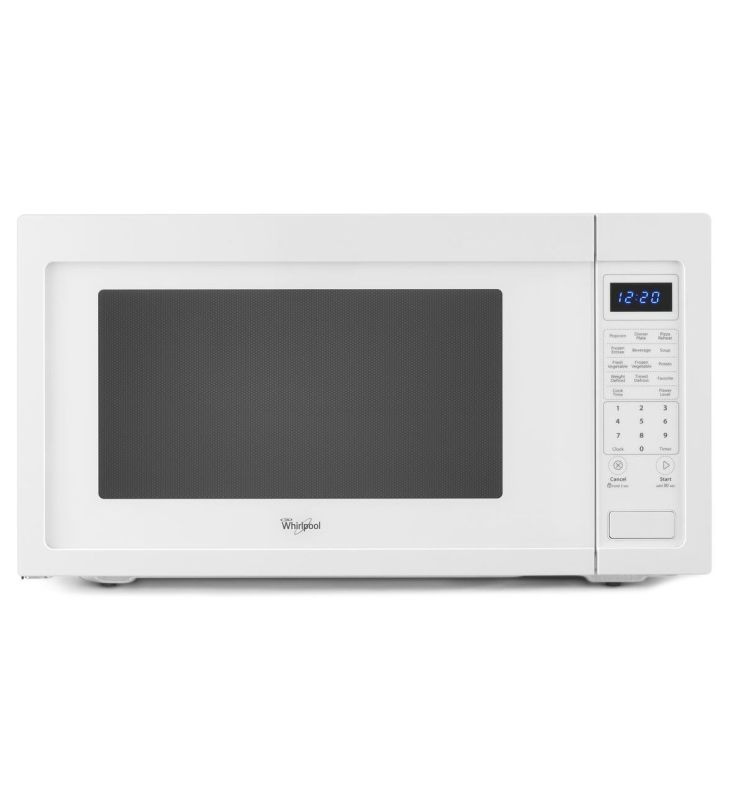 Whirlpool WMC50522A 2.2 Cu. Ft. Countertop Microwave with Sensor Cooking photo