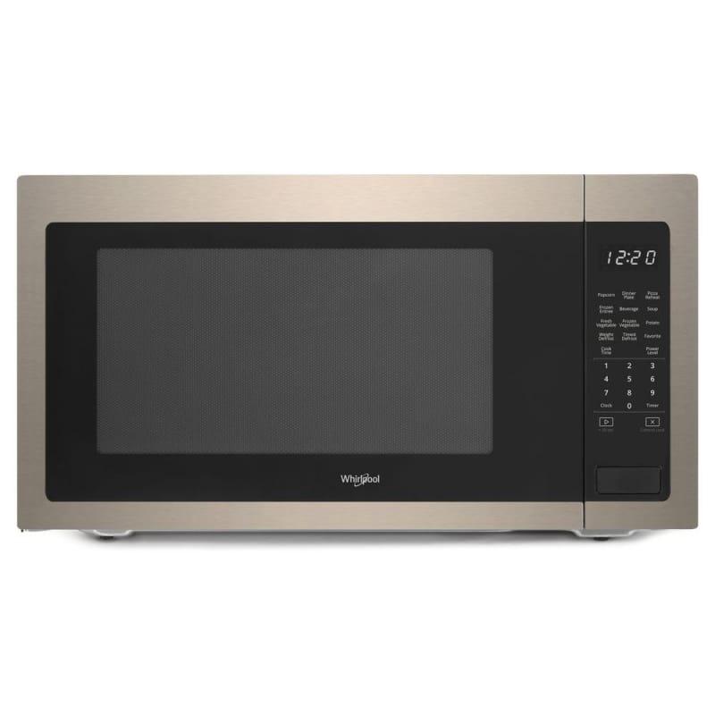 Whirlpool WMC50522H 24 Inch Wide 2.2 Cu. Ft. 1200 Watt Countertop Microwave photo
