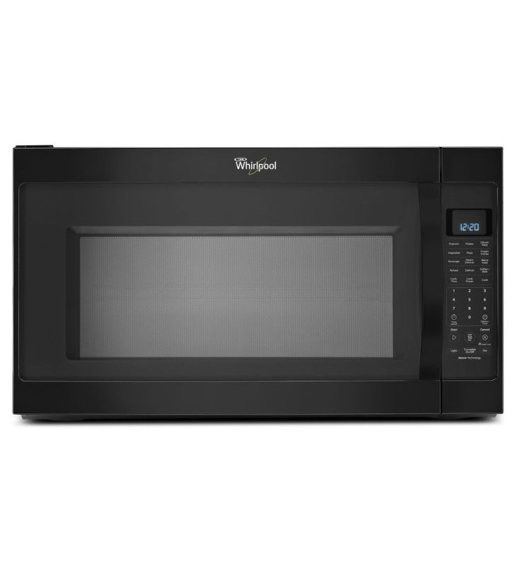 Whirlpool WMH53520C 2.0 Cu. Ft. Over-the-Range Microwave with CleanRelease® Non- photo