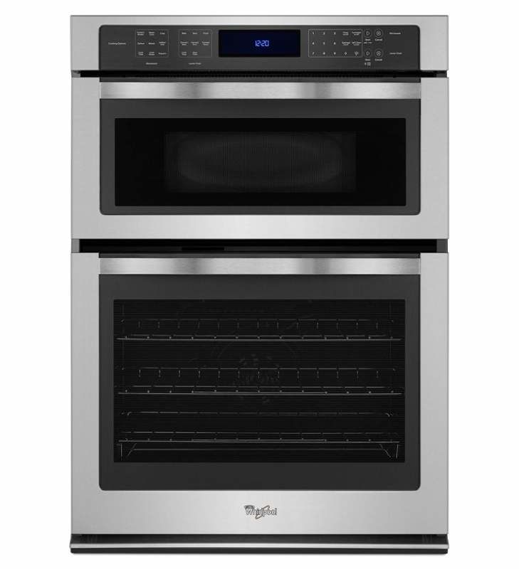Whirlpool WOC97ES0E 30 Inch Wide 6.4 Cu. Ft. Combination Electric Wall Oven with photo