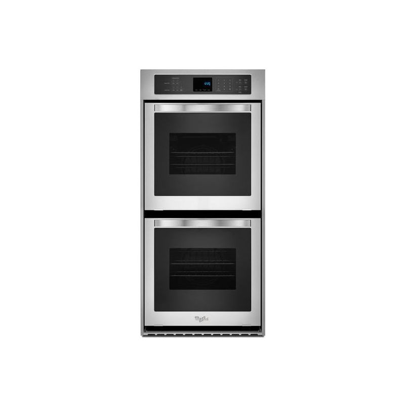 Whirlpool WOD51ES4E 24 Inch Wide 6.2 Cu. Ft. Electric Double Oven with High-Heat photo
