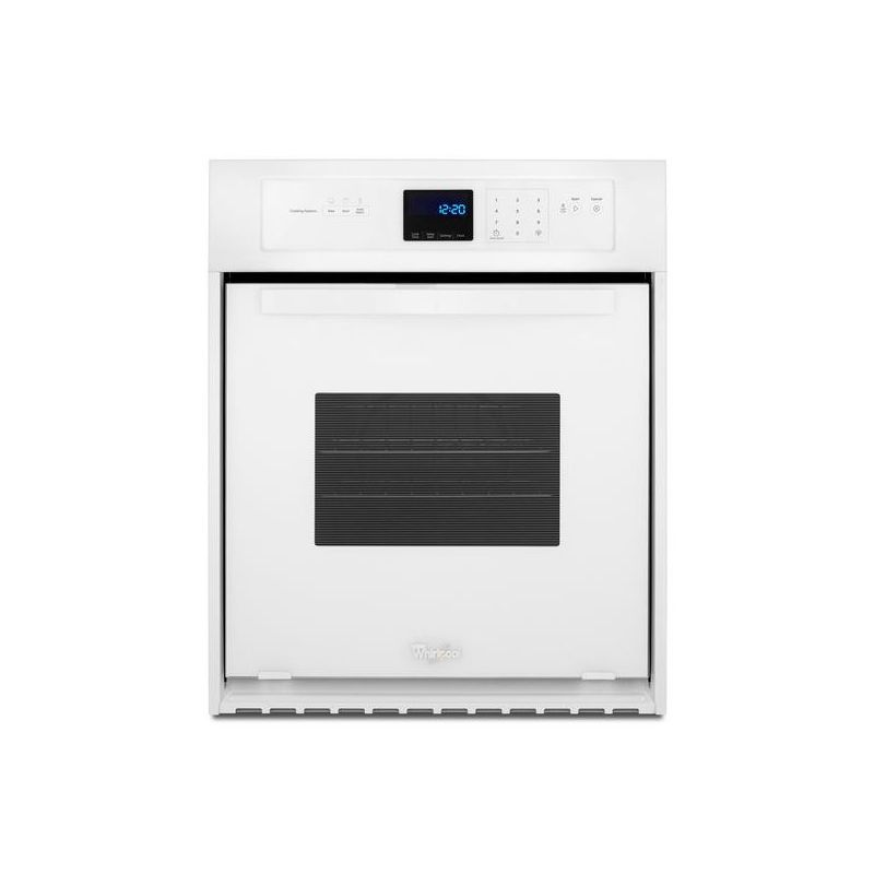 Whirlpool WOS11EM4E 24 Inch Wide 3.1 Cu. Ft. Electric Single Oven with Keep Warm