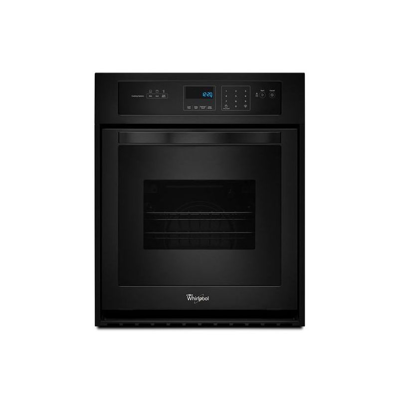 Whirlpool WOS51ES4E 24 Inch Wide 3.1 Cu. Ft. Electric Single Oven with High-Heat photo