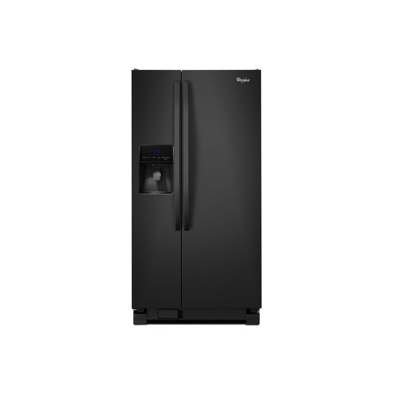 Whirlpool WRS342FIA 33 Inch Wide 21.3 Cu. Ft. Side By Side Refrigerator with Acc photo