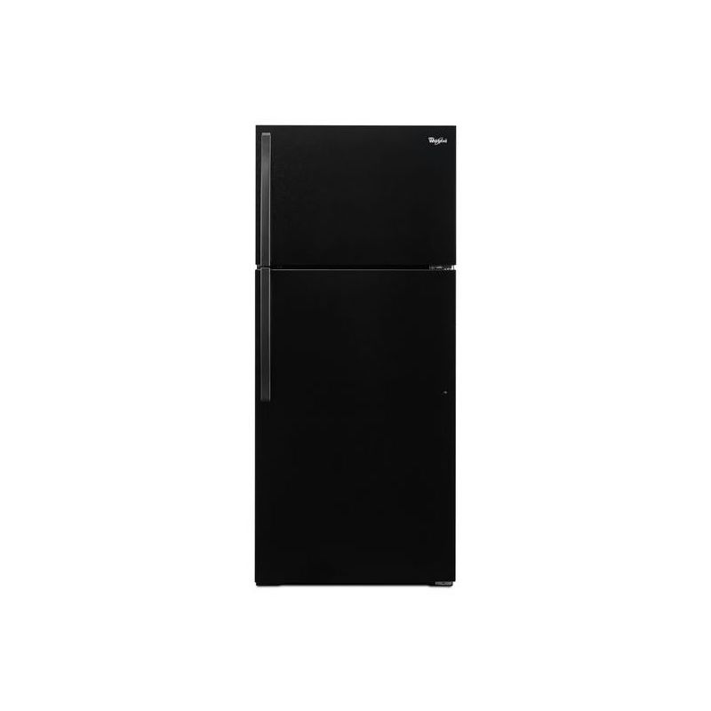 Whirlpool WRT104TFD 28 Inch Wide 14.3 Cu. Ft. Top Mount Refrigerator with Quiet photo