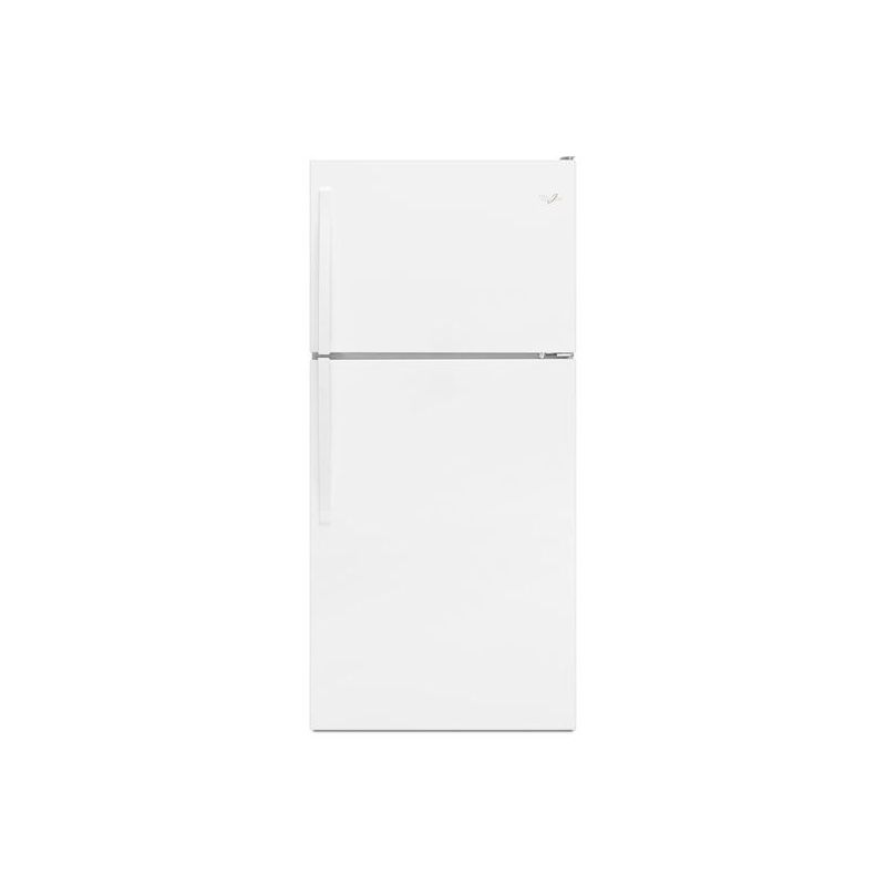 Whirlpool WRT108FZD 30 Inch Wide 18.2 Cu. Ft. Top Mount Refrigerator with Electr photo
