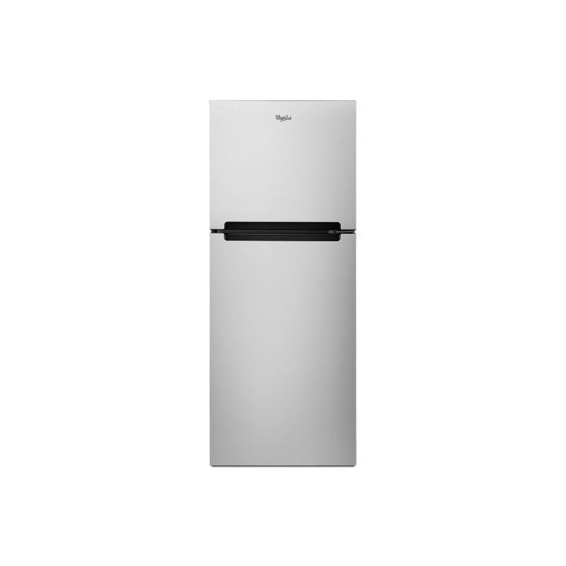 Whirlpool WRT111SFD 25 Inch Wide 10.7 Cu. Ft. Top Mount Refrigerator with Humidi photo
