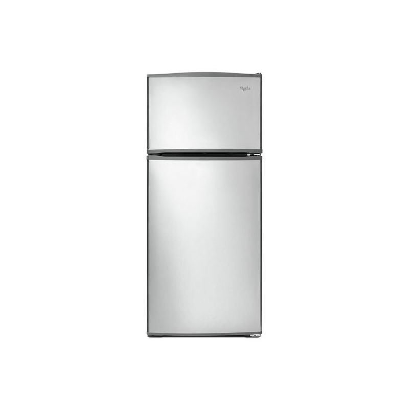 Whirlpool WRT316SFD 28 Inch Wide 16 Cu. Ft. Top Mount Refrigerator with Freezer photo