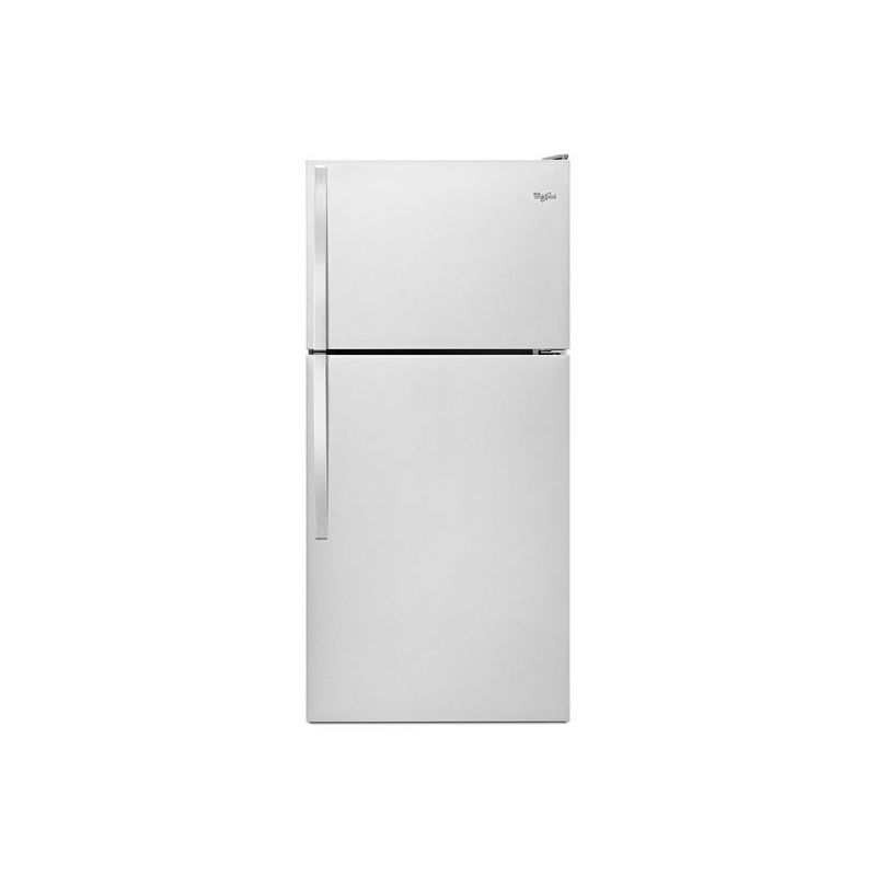 Whirlpool WRT318FMD 30 Inch Wide 18.2 Cu. Ft. Top Mount Refrigerator with Electr photo