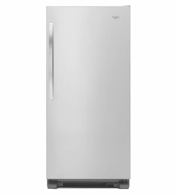 Whirlpool WSR57R18D 31 Inch Wide 18 Cu. Ft. All-Refrigerator with LED Lighting photo
