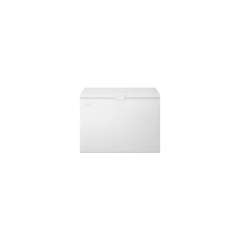 Whirlpool WZC3115D 47 Inch Wide 14.8 Cu. Ft. Chest Freezer with Easy Clean Corne photo