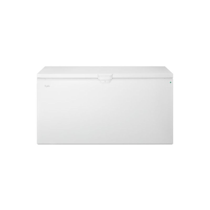 Whirlpool WZC5422D 66 Inch Wide 22 Cu. Ft. Chest Freezer with Easy Clean Corners photo