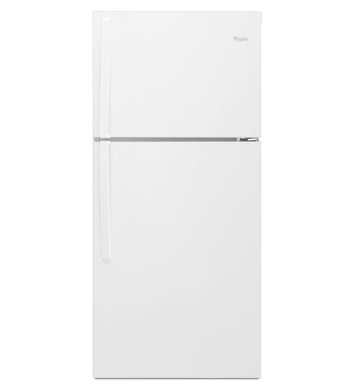 Whirlpool WRT549SZD 30 Inch Wide 19.2 Cu. Ft. Top Freezer Refrigerator with LED photo