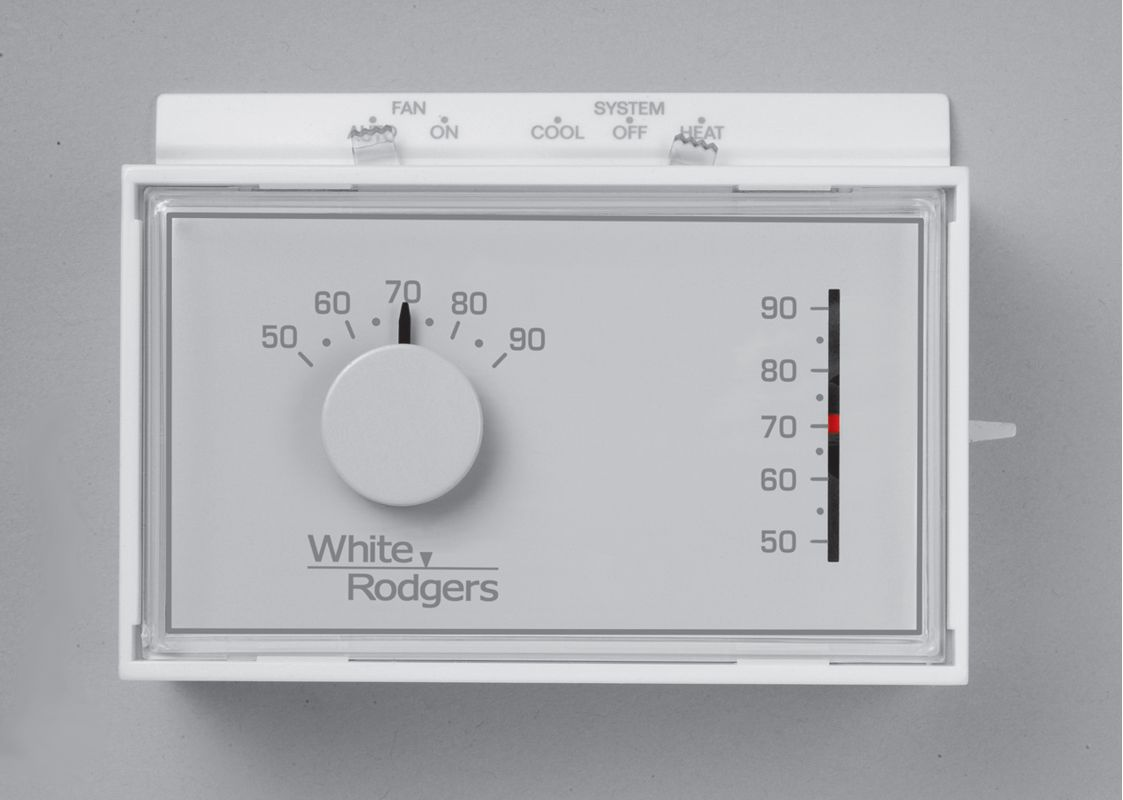 White Rodgers Thermostat Manual 1e78 151 Heating Air Conditioning 1f78 Nonprogrammable Contents