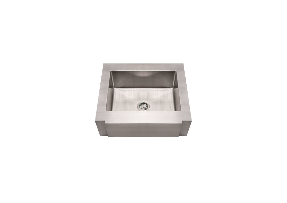 kitchen sinks stainless apron sink usa 3055