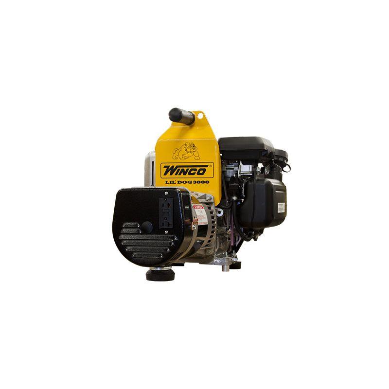 Honda generator usa for Generator with honda motor