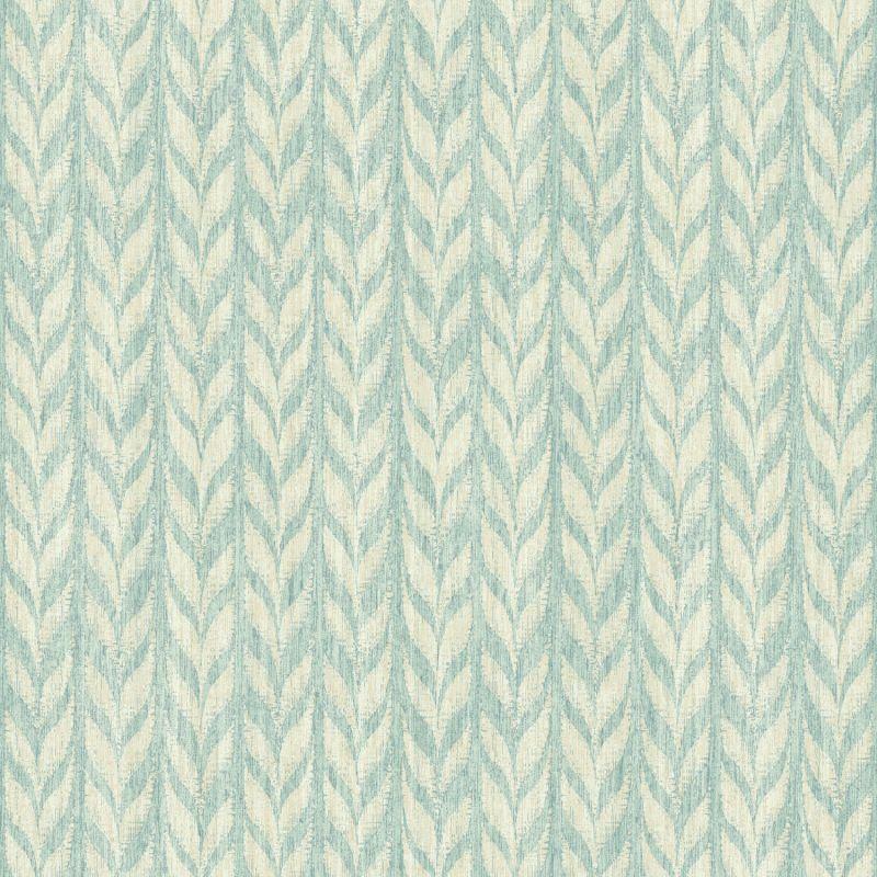 York Wallcoverings GE3705 Ashford Geometrics Graphic Knit Wallpaper in Aqua, Cre