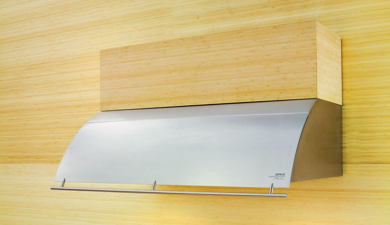 Zephyr CCA-E48ASX 48 Inch Wide Cheng Under Cabinet Range Hood with Halogen Light photo