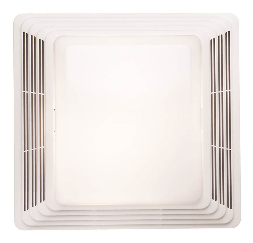 broan 678 white bathroom fan. Black Bedroom Furniture Sets. Home Design Ideas