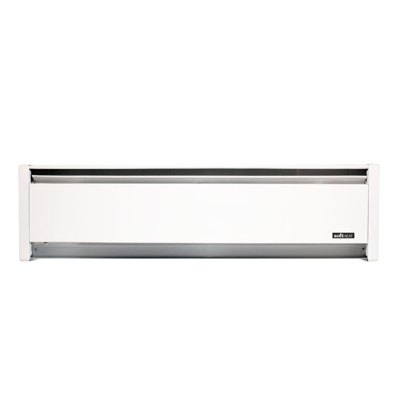 Kitchen Cabinets Over Baseboard Heat: Cadet 13213 White