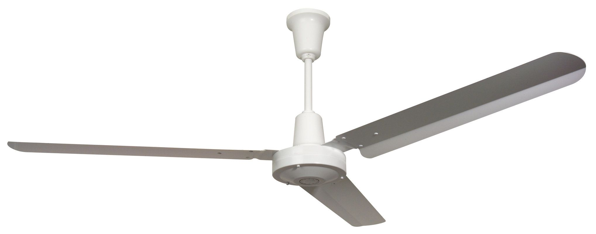 Craftmade VE58SS3 Stainless Steel Ceiling Fan Build