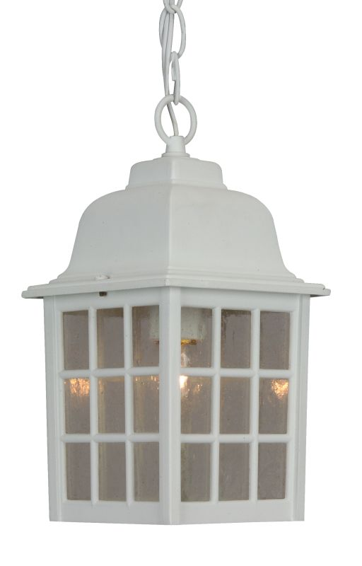 White Outdoor Pendant Lights