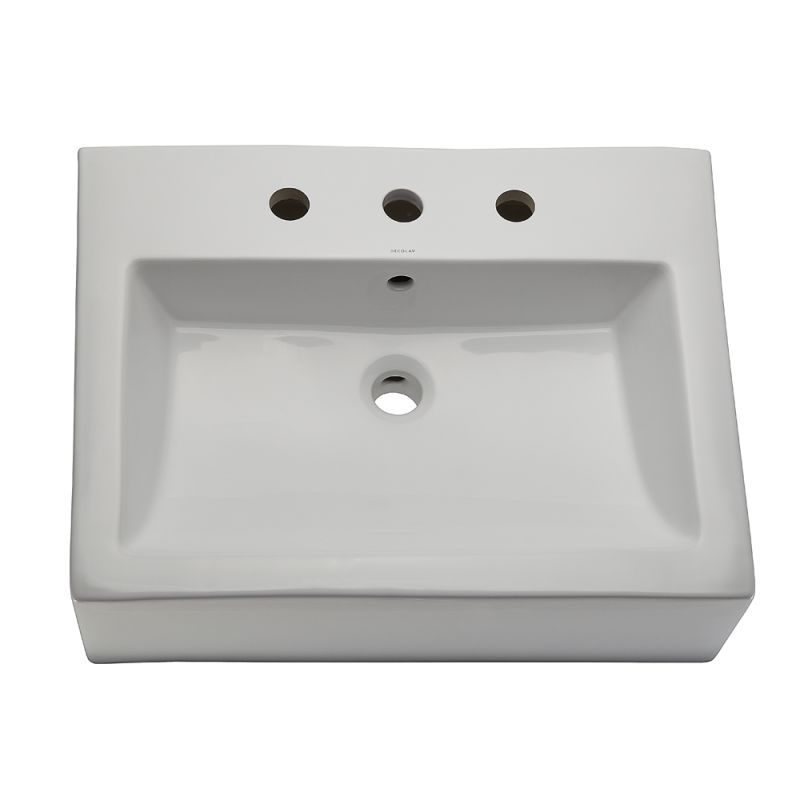 Decolav Sinks : DecoLav 1417-1 Bathroom Sink - Build.com