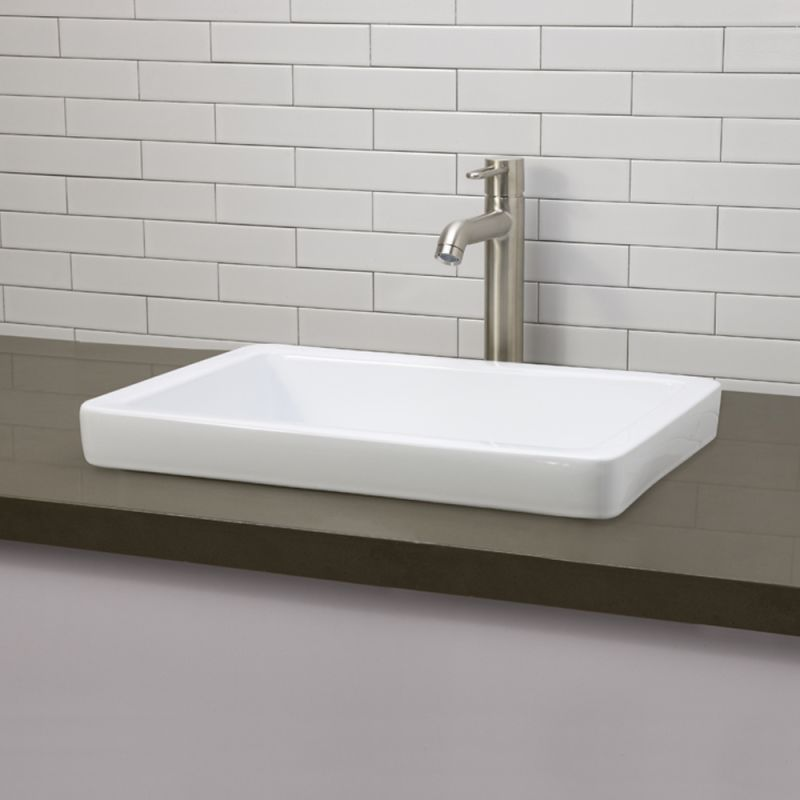 Decolav Sinks : DecoLav 1453 Bathroom Sink - Build.com