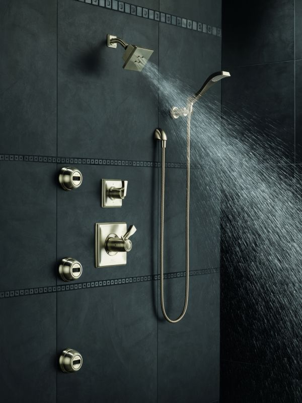 Delta Dryden Monitor 17 Series Shower System Shower System