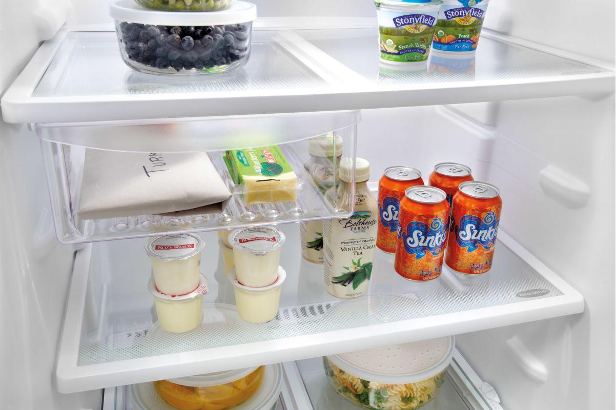 Ffht2126 frigidaire fridge top mount 6