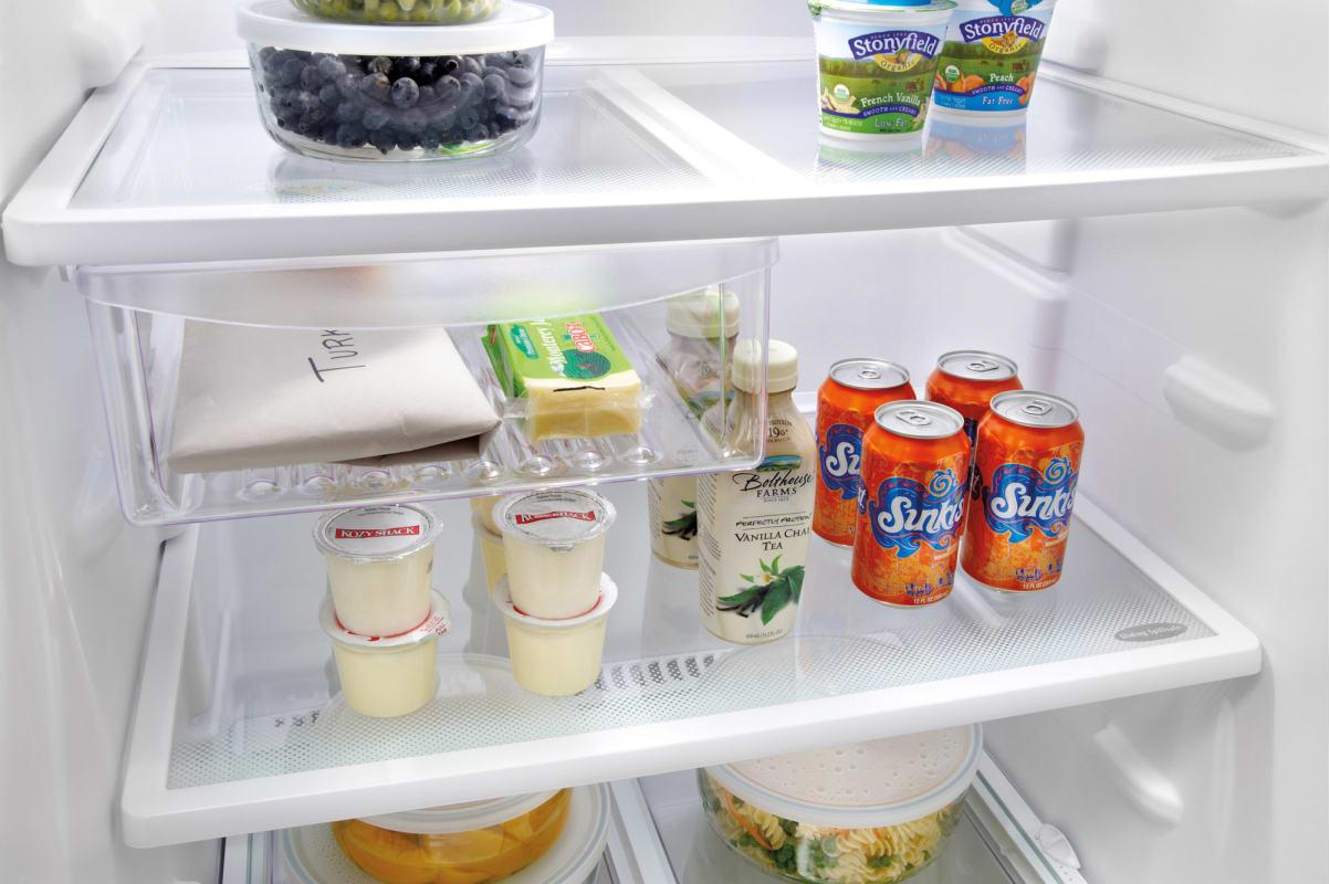 refrigerators parts frigidaire replacement shelves. Black Bedroom Furniture Sets. Home Design Ideas