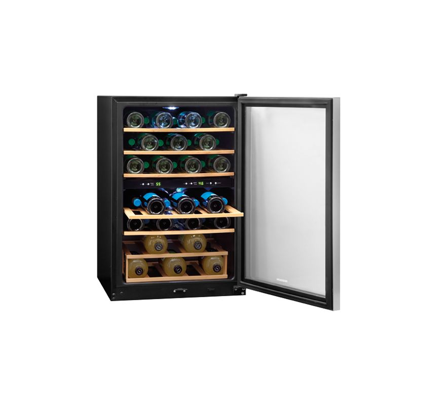 How To Build In A Dining Room Wine Cooler