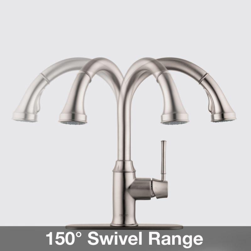 Hansgrohe Kitchen Faucet Installation Manual : Hansgrohe kitchen faucet build