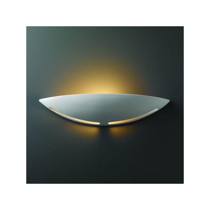 Justice Design Group CER-4215-CKC Celadon Green Crackle Single Light ...