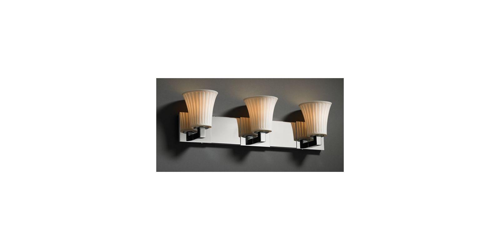Justice design group por 8923 abrs antique brass bathroom light - Justice design group bathroom lighting ...