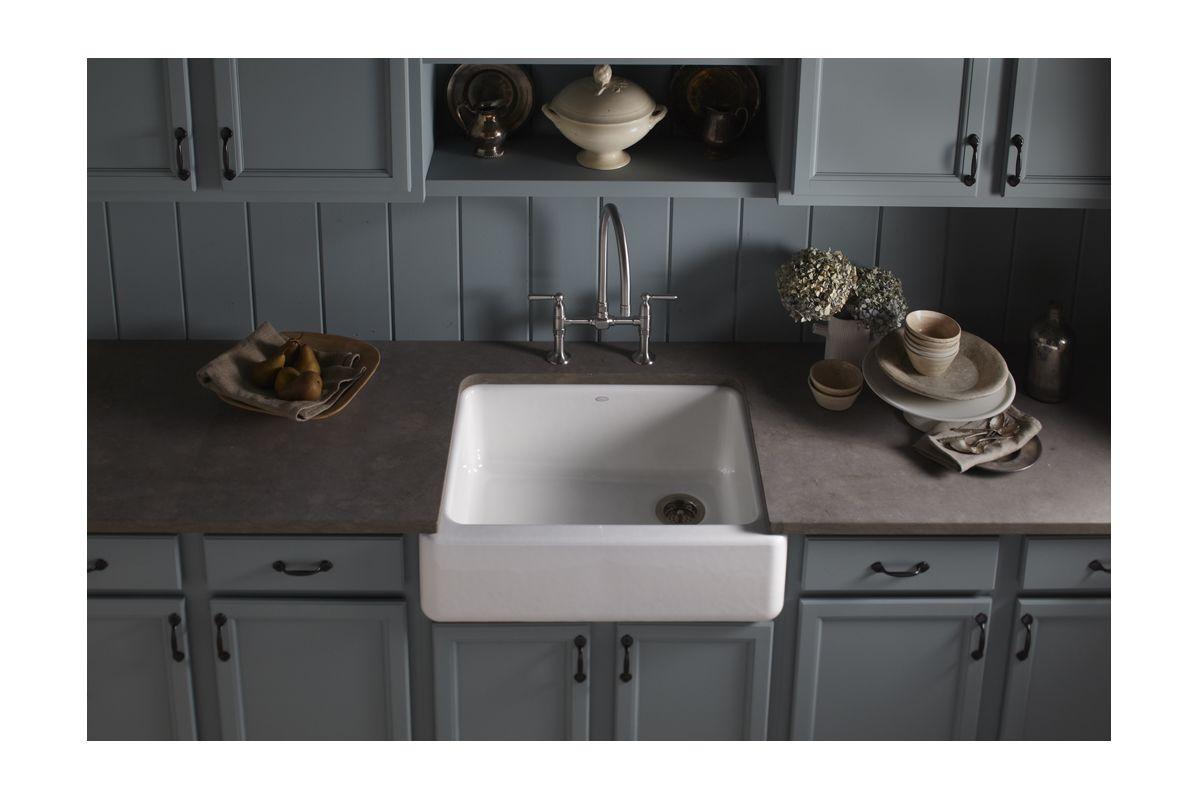 Kohler K-6487 Kitchen Sink - Build.com