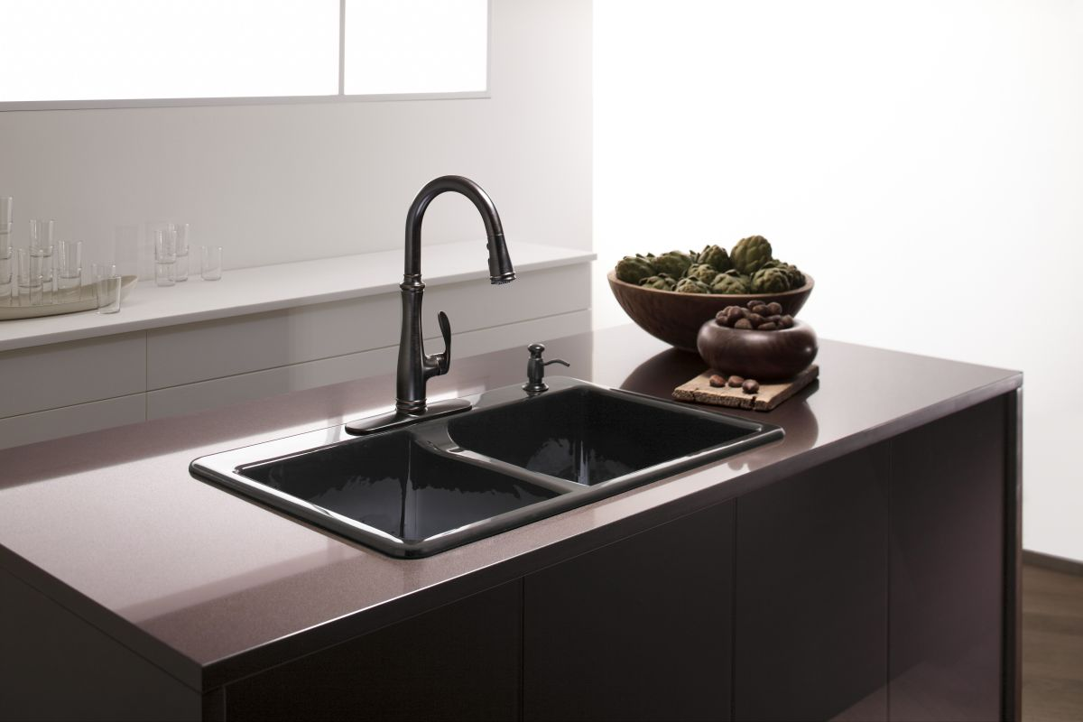 Kohler K 560 Kitchen Faucet Build Com