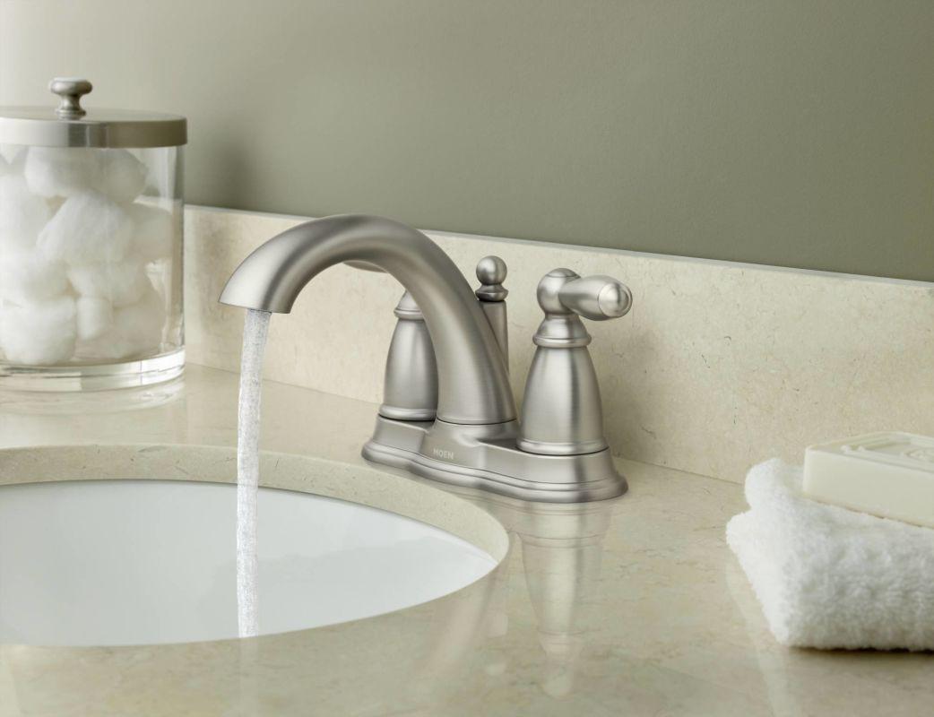 Bathroom faucets at