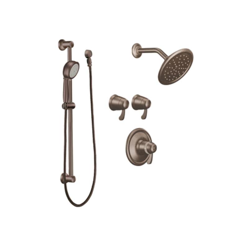 Moen 770ORB Oil Rubbed Bronze Shower System