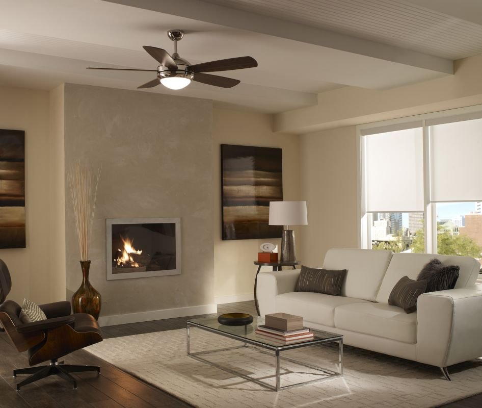 Monte Carlo Discus Ceiling Fan