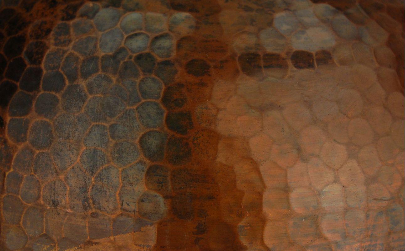 Image Result For Hammered Copper Sheets