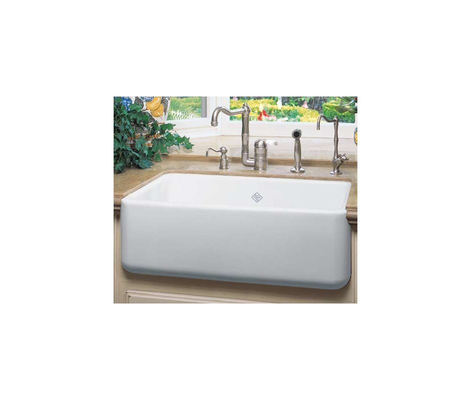 Rohl Farmhouse Sink : Rohl RC3018 Kitchen Sink - Build.com