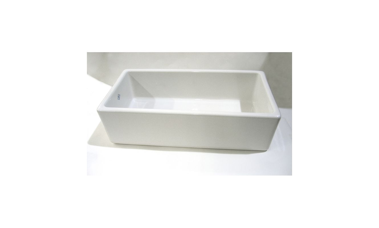 Rohl RC3618PCT Parchment Kitchen Sink Build