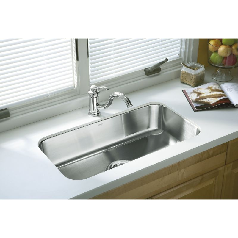 Sterling Kitchen Sink : Sterling 11600-NA Stainless Steel Kitchen Sink - Build.com