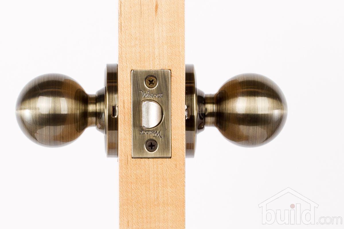 Weslock 600b Passage Door Knob Build Com